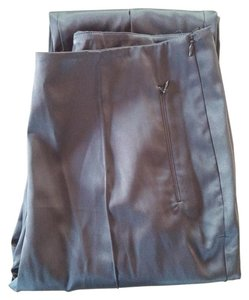 Akris Punto Vintage Leather Pants