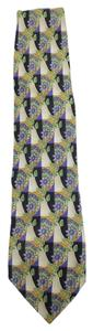 Sazzari Floral Silk Tie SZTTY02