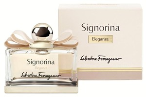 Salvatore Ferragamo SIGNORINA ELEGANZA by SALVATORE FERRAGAMO EDP Spray ~ 3.4 oz / 100 ml