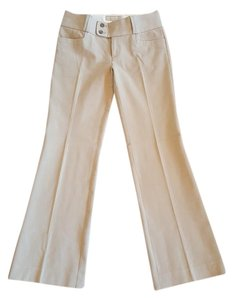 Banana Republic Flare Pants Beige