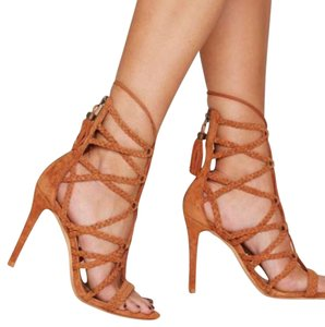 SCHUTZ Tan Sandals