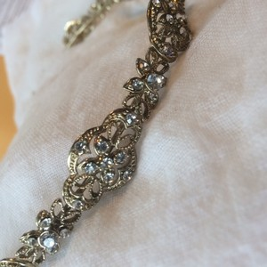 Stunning Vintage Inspired Wedding Or Party Headband Or Headpiece