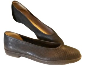 Salvatore Ferragamo Casual Black Flats