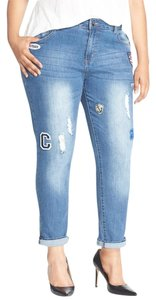 City Chic Skinny Jeans