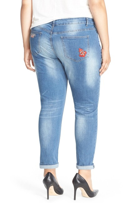 City Chic Skinny Jeans Image 1