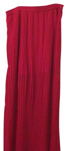 American Eagle Outfitters Maxi Skirt Pink