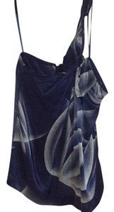 BCBGMAXAZRIA Top Ink Print