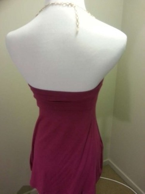 Express Top Fuschia