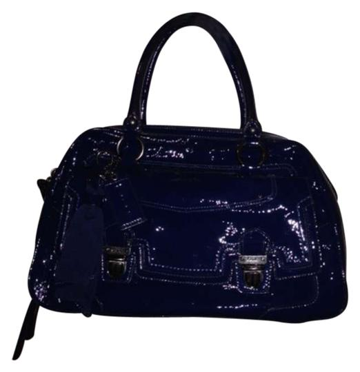 Preload https://img-static.tradesy.com/item/165274/coach-blue-patent-leather-satchel-0-0-540-540.jpg