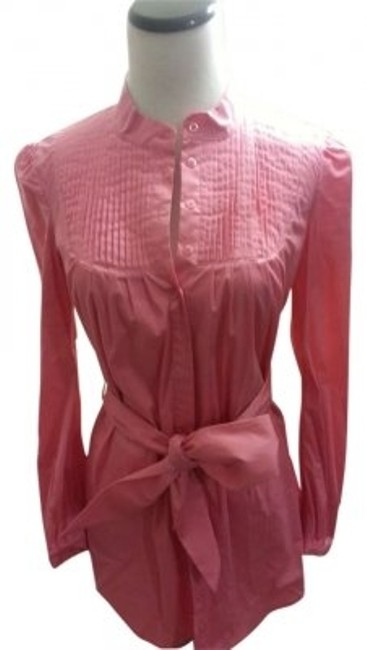 Preload https://item4.tradesy.com/images/bebe-pink-blouse-size-2-xs-165293-0-0.jpg?width=400&height=650
