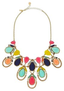 Kate Spade New w/ Tags Kate Spade Amalfi Mosaic Necklace MSRP$348 Full Statement NOT Short