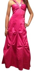 Masquerade Gown Semi Prom Dance Dress