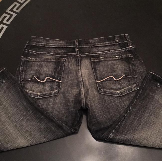 7 For All Mankind Denim Shorts Image 5