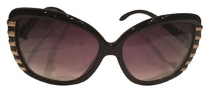 Roberto Cavalli Black and Gold sunglasses