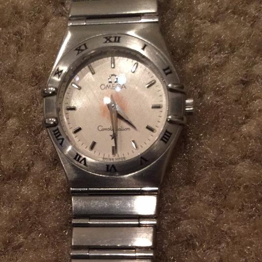 Omega Omega Constellation Stainless Steel Watch Image 1