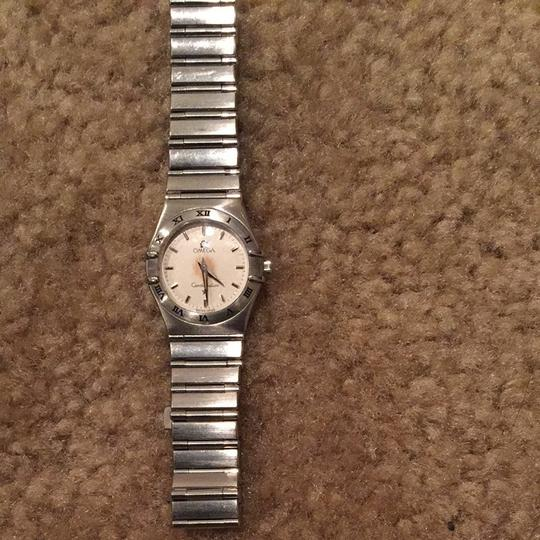Omega Omega Constellation Stainless Steel Watch Image 2