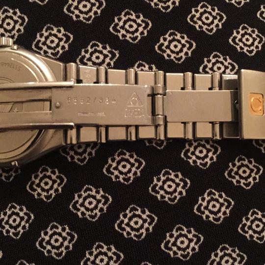 Omega Omega Constellation Stainless Steel Watch Image 3