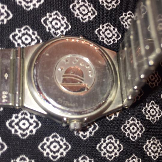 Omega Omega Constellation Stainless Steel Watch Image 4