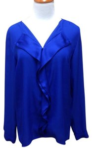 The Limited Top Cobalt Blue