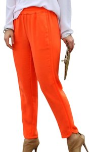 J.Crew Relaxed Pants Tangerine