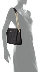 Kate Spade Quilted Leather Chain Strap Shoulder Bag