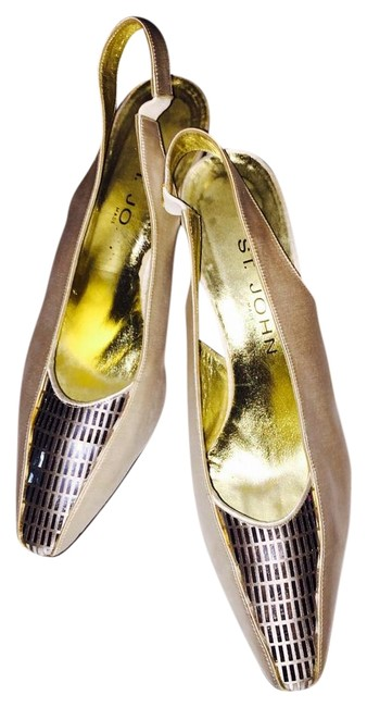 Item - Silver Formal Shoes Size US 9 Regular (M, B)