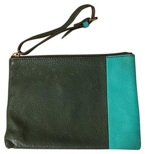 Gap Wristlet in Turquoise And Green
