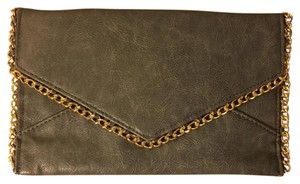 Urban Expressions Grey Clutch