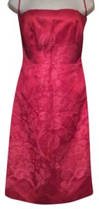 Nanette Lepore short dress Fuschia on Tradesy