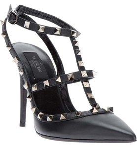 Valentino Brand New In Box BLACK Pumps