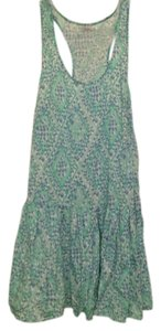 O'Neill short dress Ocean blue Short Summer on Tradesy