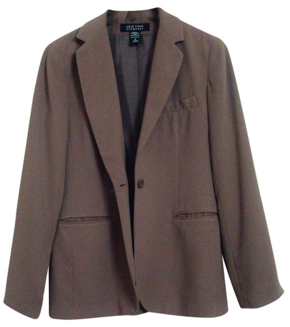 Preload https://item4.tradesy.com/images/new-york-and-company-brown-womens-suit-jacket-blazer-size-4-s-1653313-0-0.jpg?width=400&height=650