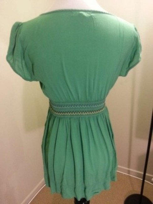 Forever 21 Top Teal