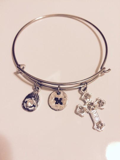 0 Degrees Monogrammed Bracelets