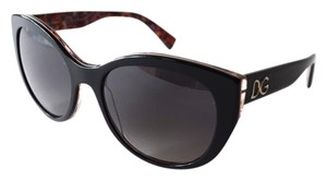 Dolce&Gabbana Dolce and Gabbana Polarized Black Sunglasses