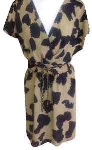 Rachel Roy short dress Animal Print on Tradesy