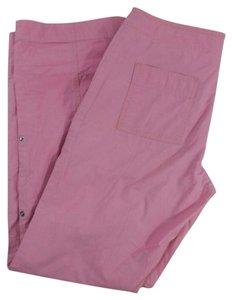 Gap Convertable Baggy Pants Pink