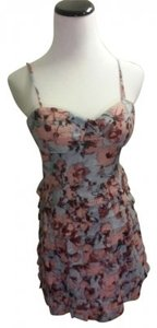 BB Dakota short dress Floral on Tradesy