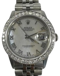 Rolex Automatic 36mm Stainless Steel Rolex Datejust