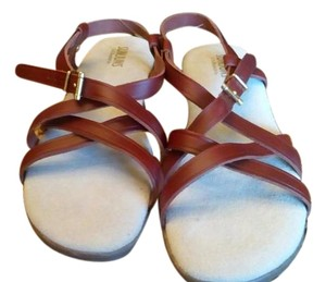 Bass Brown Sandals
