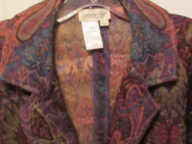 Preload https://item4.tradesy.com/images/coldwater-creek-multi-paisly-floral-blazer-size-20-plus-1x-1653788-0-0.jpg?width=400&height=650
