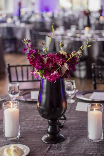 Pewter Tablecloths