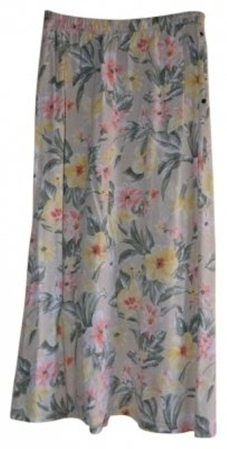 Preload https://img-static.tradesy.com/item/16538/liz-claiborne-floral-linen-cotton-long-skirt-above-knee-casual-maxi-dress-size-8-m-0-0-650-650.jpg
