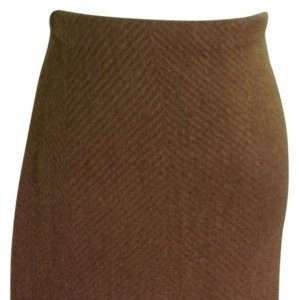 Banana Republic Skirt Brown