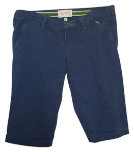 Abercrombie & Fitch Bermuda Shorts Blue