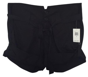 Billy Blues Cuffed Shorts Black