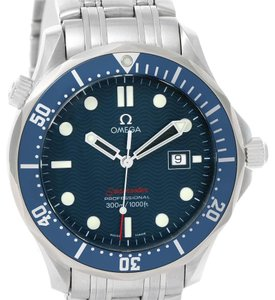 Omega Omega Seamaster Professional James Bond 300M Mens Watch 2221.80.00 box papers