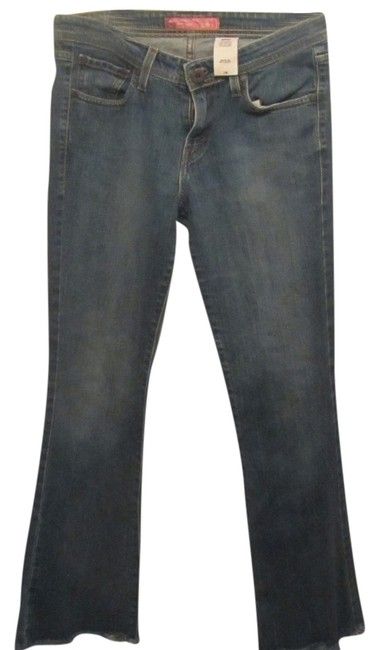 Preload https://item3.tradesy.com/images/levi-s-blue-denim-medium-wash-518-superlow-boot-cut-jeans-size-31-6-m-1653902-0-0.jpg?width=400&height=650