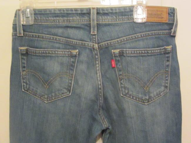 Levi's Boot Cut Jeans-Medium Wash Image 3
