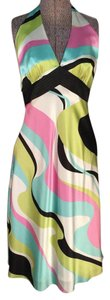 Laundry by Shelli Segal short dress Pink black white on Tradesy